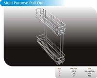 Multi Purpose Pullout Baskets