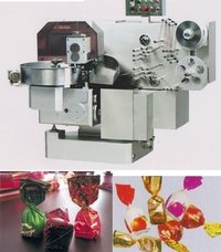 Candy Single-Twist Packing Machine