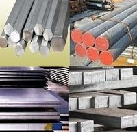 High Carbon And Chrome Steel Bars