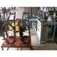Hydraulic Bush Press Machine For Chassis Frame