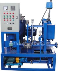 Heavy Fuel Oil Separator Unit