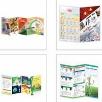 Leaflets And Folders Printing Service