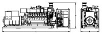 4000 Series Bio Gas Plants