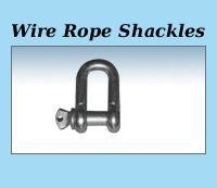Wire Rope Shackles