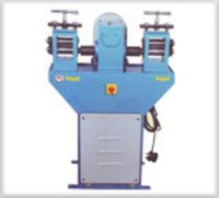 Mini Double Head Roll Press Machine