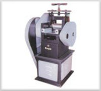 Three Phase Double Head Roll Press Machine