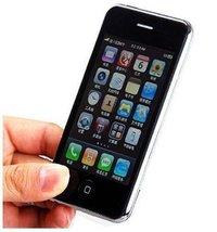 Air No.1 Phone Super Thin Unlocked QuadBand WiFi Java Cell Phone