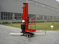 Manual Sleeve Aerial Work Lifts