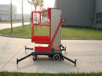 Aluminum Aerial Work Lifts