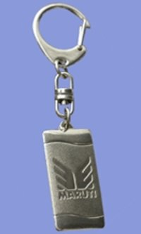 Promotional Radius Key Chains