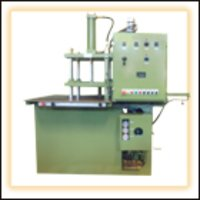 12 Ton 4 - Pillar Type Hydraulic Wax Injection Press