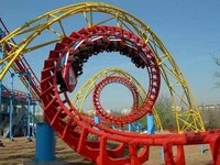 Three Circles Roller Coaster