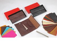 Ladies Sleek Leather Wallets