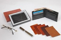 Gents Sleek Leather Wallets