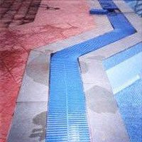 Swimming Pool Overflow Gratings