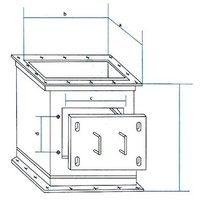 Cable Shaft / Closed Ladder Type Cable Trays