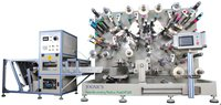 Automatic HT Capacitor Winding Machine (HT-600A)
