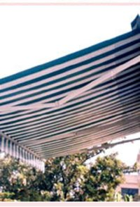 Two-Stage Wall Mounted Awnings