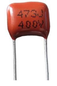 Metallised Polyester Capacitors