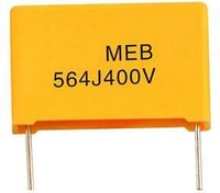 Metallized Polyester Capacitors Box