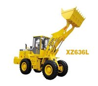Spare parts for Wheel Loader XZ636