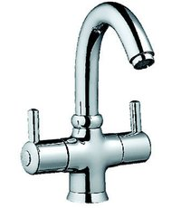 Centre Hole Basin Mixers
