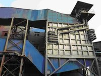 Sintering Waste Heat Generation