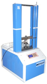 Digital Motorised Spring Testing Machine