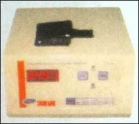 Micro Controller Based Balance Cell Colori Meter