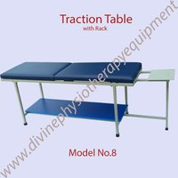 Traction Table With Rack And Lock
