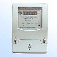Single Phase Electric Energy Meters