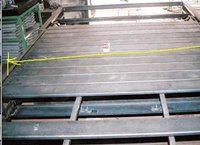 Vehicle Assembly Slat Chain Conveyor