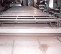 Vehicle Inspection Slat Chain Conveyors