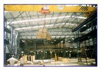 Rail Mounted Overhead Crane