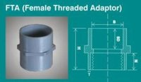 Moulded Female Threaded Adaptors