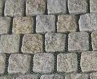 Light Brown Paving Stones