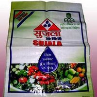 BOPP Multi Colour Fertilizer Bags