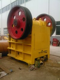 Pe & Pe Series Jaw Crusher