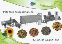 Pet and Animal Food Processing Machine