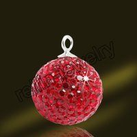 Crystal Ball Pendants