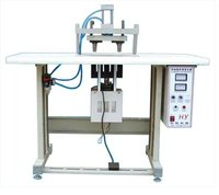 Dual-Joint Belt Ultrasonic Welding Machine