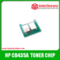Toner Chip For Hp 435a
