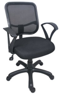 Zinc Medium Back Chairs