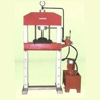 Hydraulic Operated Paper Plate Machine