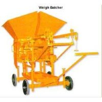 Concrete Weigh Batcher
