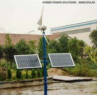 Hybrid Power Solutions-Wind/Solar