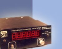 Frequency / Channel Indicator