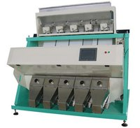 Dehydrated Vegetable Color Sorter