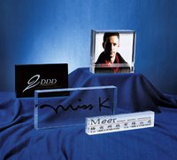 Photo And Picture Frame - Crystal Photo Frame