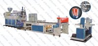 Multi-Layer Plastic Slice Extrusion Machine